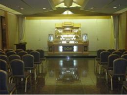 大和斎場・仏式祭壇