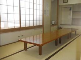 大和斎場・式場遺族控室